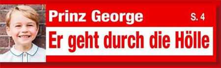 Prinz George - Er geht durch die Hölle