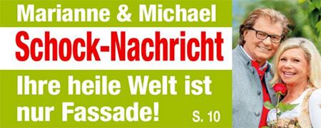 Marianne & Michael - Schock-Nachricht - Ihre heile Welt ist nur Fassade!