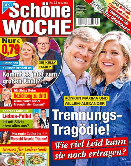 Königin Maxima und Willem-Alexander - Trennungs-Tragödie - Wie viel Leid kann sie noch ertragen?