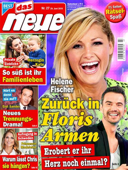 Helene Fischer - Zurück in Floris Armen - Erobert er ihr Herz noch einmal?