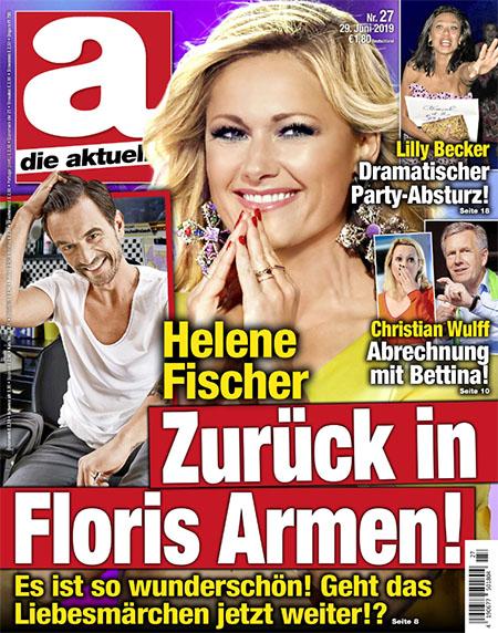 Helene Fischer - Zurück in Floris Armen! - Es ist so wunderschön! Geht das Liebesmärchen jetzt weiter?!