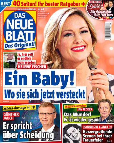 Ja, hier soll es endlich wahr werden - Helene Fischer - Ein Baby! - Wo sie sich jetzt versteckt