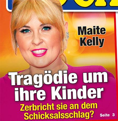 Maite Kelly - Tragödie um ihre Kinder - Zerbricht sie an dem Schicksalsschlag?