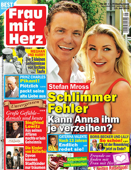 Stefan Mross - Schlimmer Fehler - Kann Anna ihm je verzeihen?