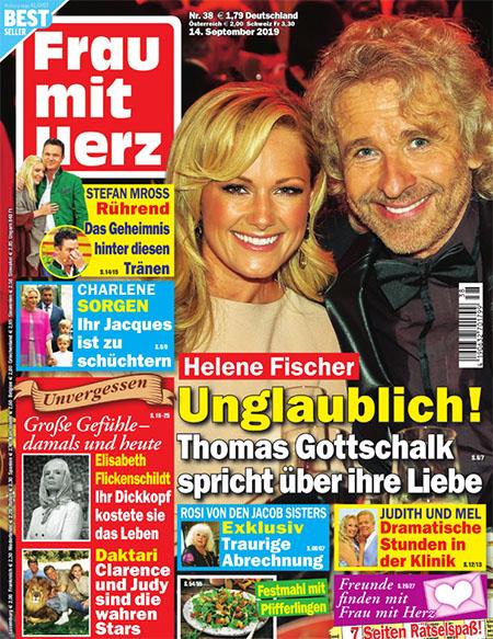 Helene Fischer - Unglaublich! - Thomas Gottschalk spricht über ihre Liebe