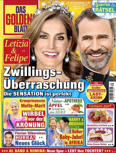 Letizia & Felipe - Zwillings-Überraschung - Die Sensation ist perfekt