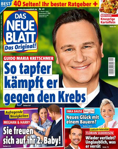 Guido Maria Kretschmer - So tapfer kämpft er gegen den Krebs