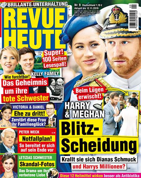 Beim Lügen erwischt! - Harry & Meghan - Blitz-Scheidung - Krallt sie sich Dianas Schmuck und Harrys Millionen?