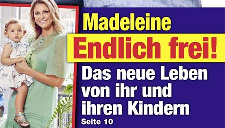 Madeleine - Endlich frei! - Das neue Leben von ihr und ihren Kindern
