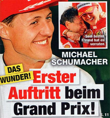 Das Wunder! - Michael Schumacher - Erster Auftritt beim Grand Prix!