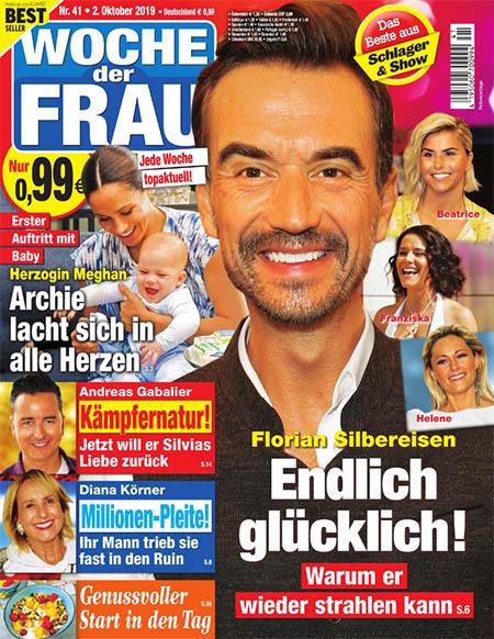 Florian Silbereisen - Endlich glücklich! - Warum er wieder strahlen kann