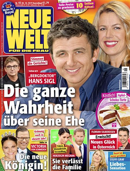 """Stimmen die Gerüchte? - """"Bergdoktor"""" Hans Sigl - Die ganze Wahrheit über seine Ehe"""