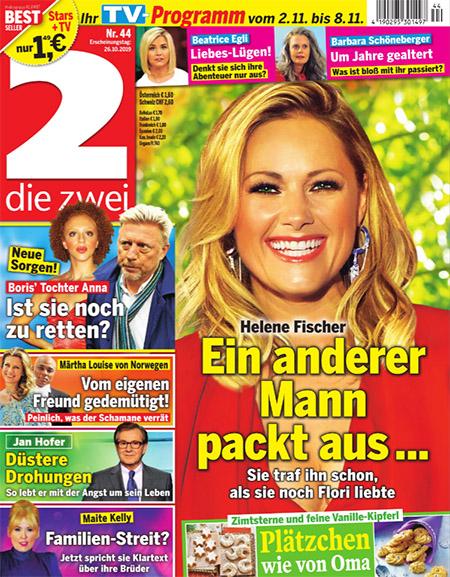 Helene Fischer - Ein anderer Mann packt aus ... Sie traf ihn schon, als sie noch Florian liebte