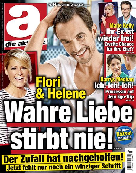 Flori & Helene - Wahre Liebe stirbt nie! - Der Zufall hat nachgeholfen! - Jetzt fehlt nur noch ein winziger Schritt