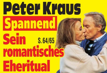 Peter Kraus - Spannend - Sein romantisches Eheritual