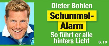 Dieter Bohlen - Schummel-Alarm - So führt er alle hinters Licht
