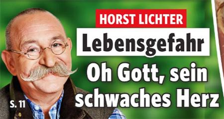 Horst Lichter - Lebensgefahr - Oh Gott, sein schwaches Herz