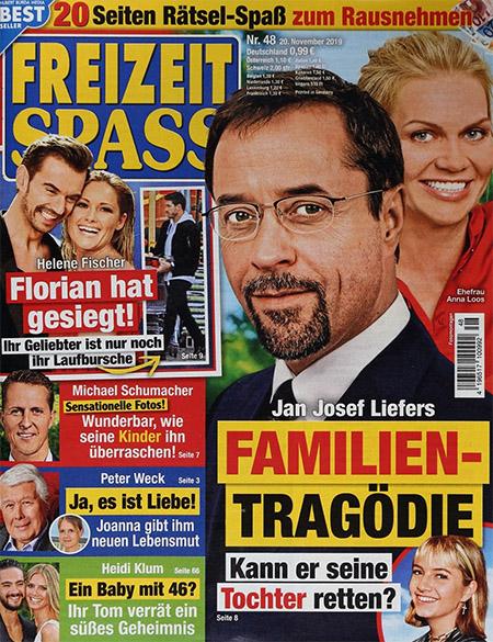 Jan Josef Liefers - Familientragödie - Kann er seine Tochter retten?