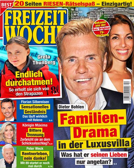 Dieter Bohlen - Familiendrama in der Luxusvilla - Was hat er seinen Lieben nur angetan?