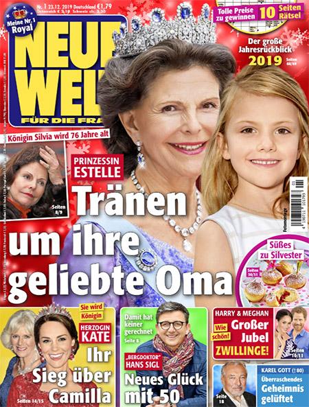 Prinzessin Estelle - Tränen um ihre geliebte Oma