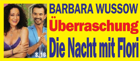 Barbara Wussow - Überraschung - Die Nacht mit Flori