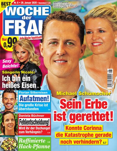 Michael Schumacher - Sein Erbe ist gerettet! - Konnte Corinna die Katastrophe gerade noch verhindern?