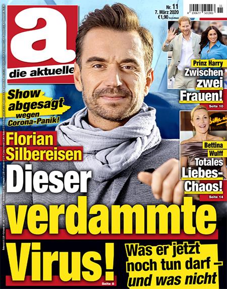 Show abgesagt wegen Corona-Panik! - Florian Silbereisen - Dieser verdammte Virus! - Was er jetzt noch tun darf - und was nicht