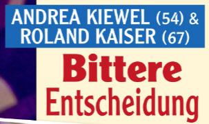 Andrea Kiewel & Roland Kaiser - Bittere Entscheidung