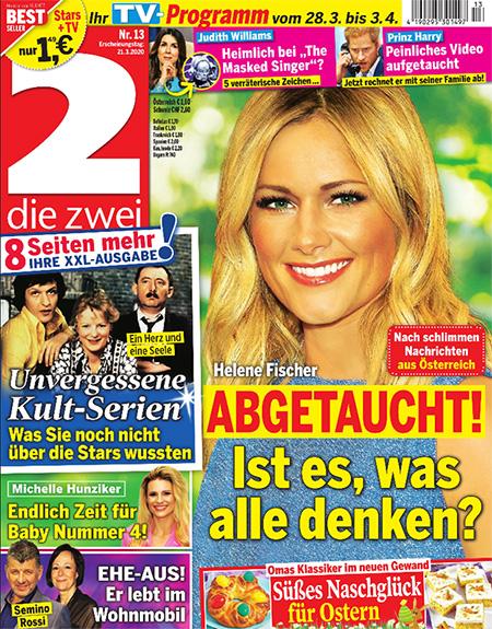 Nach den schlimmen Nachrichten aus Österreich - Helene Fischer - Abgetaucht! - Ist es, was alle denken?