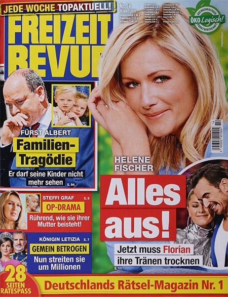 Helene Fischer - Alles aus! - Jetzt muss Florian ihre Tränen trocknen