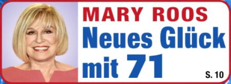 Mary Roos - Neues Glück mit 71