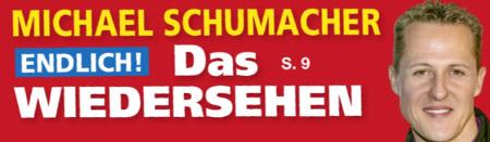 Endich! - Michael Schumacher - Das WIEDERSEHEN