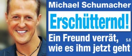Michael Schumacher - Erschütternd! - Ein Freund verrät, wie es ihm jetzt geht