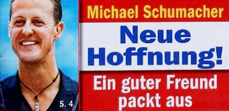 Michael Schumacher - Neue Hoffnung! - Ein guter Freund packt aus