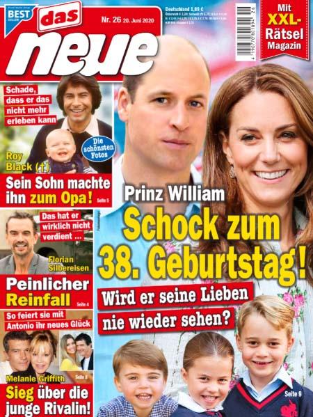 Prinz William - Schock zum 38. Geburtstag! - Wird er seine Lieben nie wieder sehen?