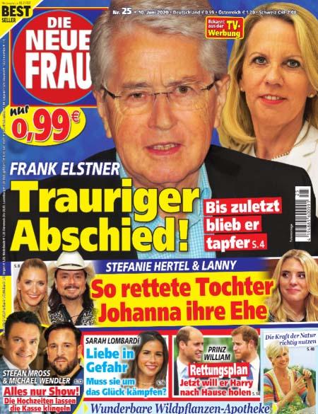 Frank Elstner - Trauriger Abschied! - Bis zuletzt bleib er tapfer