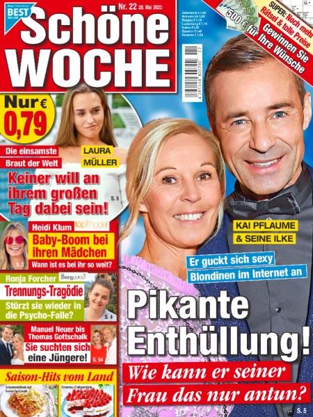Kai Pflaume & seine Ilke - er guckt sich sexy Blondinen im Internet an - Pikante Enthüllung! - Wie kann er seiner Frau das nur antun?
