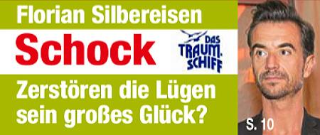 Florian Silbereisen - Schock - Zerstören die Lügen sein großes Glück?