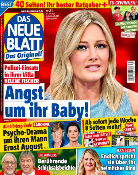 Polizei-Einsatz in ihrer Villa - Angst um ihr Baby!