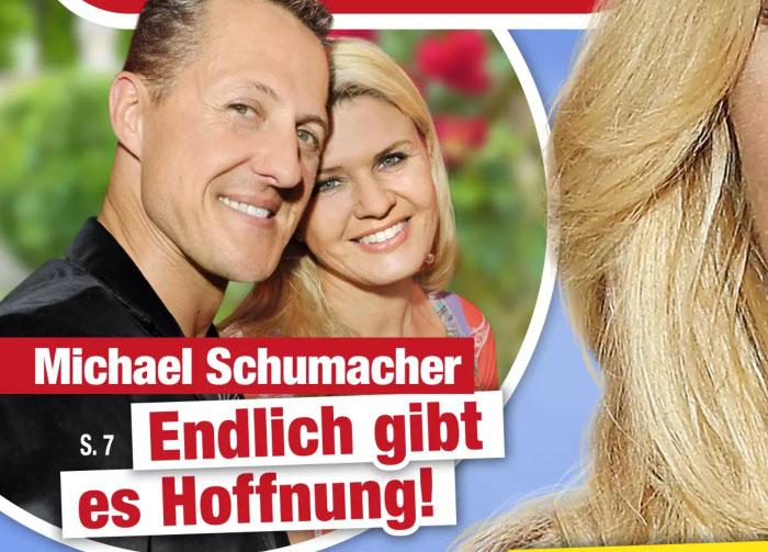 Michael Schumacher - Endlich gibt es neue Hoffnung!