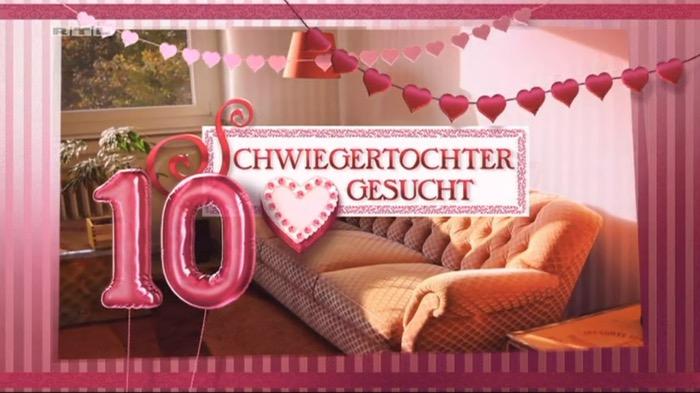 """""""Schwiegertochter gesucht"""" Titel"""