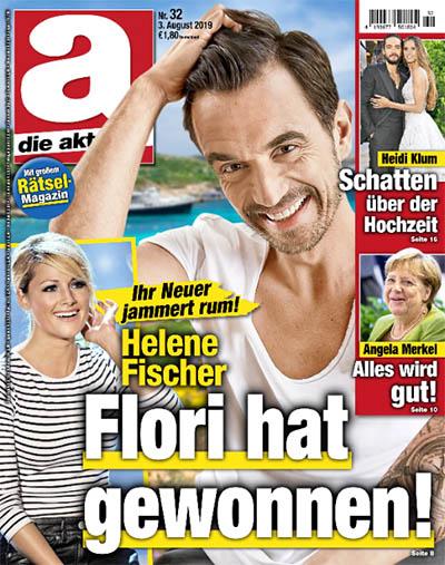 Ihr Neuer jammert rum - Flori hat gewonnen!