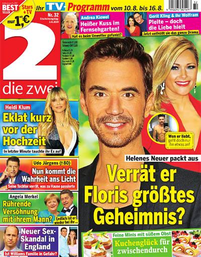 Helenes neuer packt aus - Verrät er Floris größtes Geheimnis?
