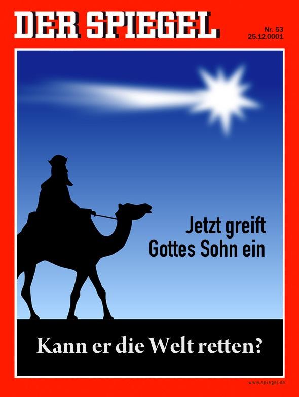 Jesus geboren bermedien for Spiegel jesus