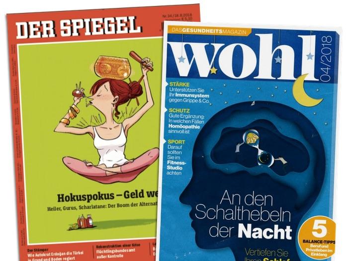 Ein Magazin Für Spiegel Leser Ohne Lästigen Spiegel Journalismus