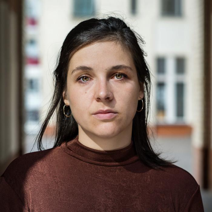 Übermedien-Autorin Pia Stendera