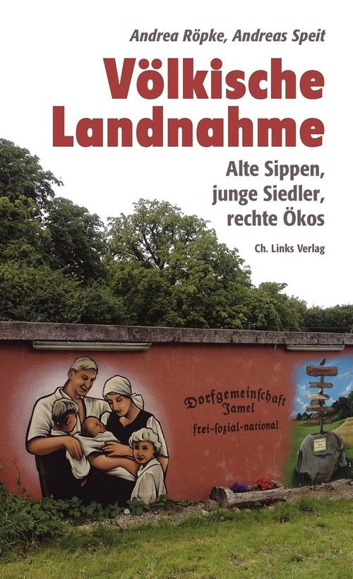 Völkische Landnahme (Cover)