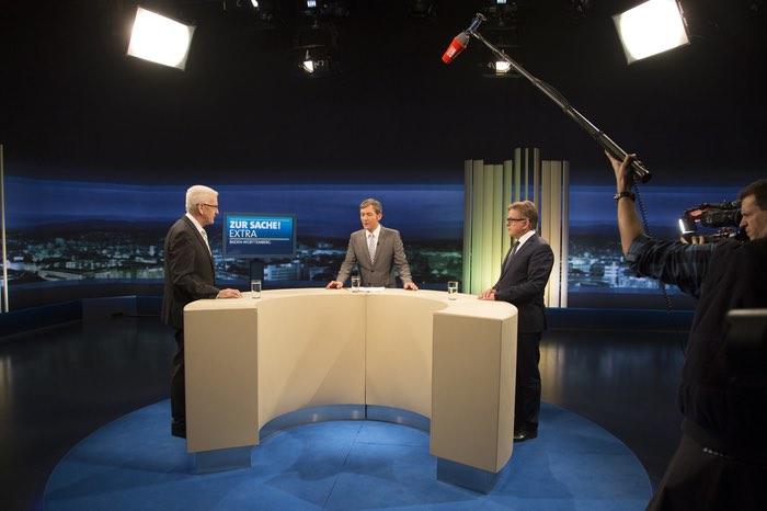 Spitzenkandidaten unter sich: SWR-Wahl-Duell am 14.1.2016