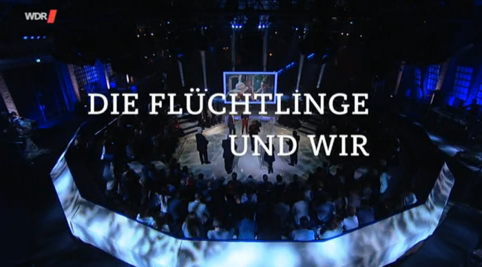 "Diskussion in Duisburg: ""WDR-Arena"" am 18.11.2015"