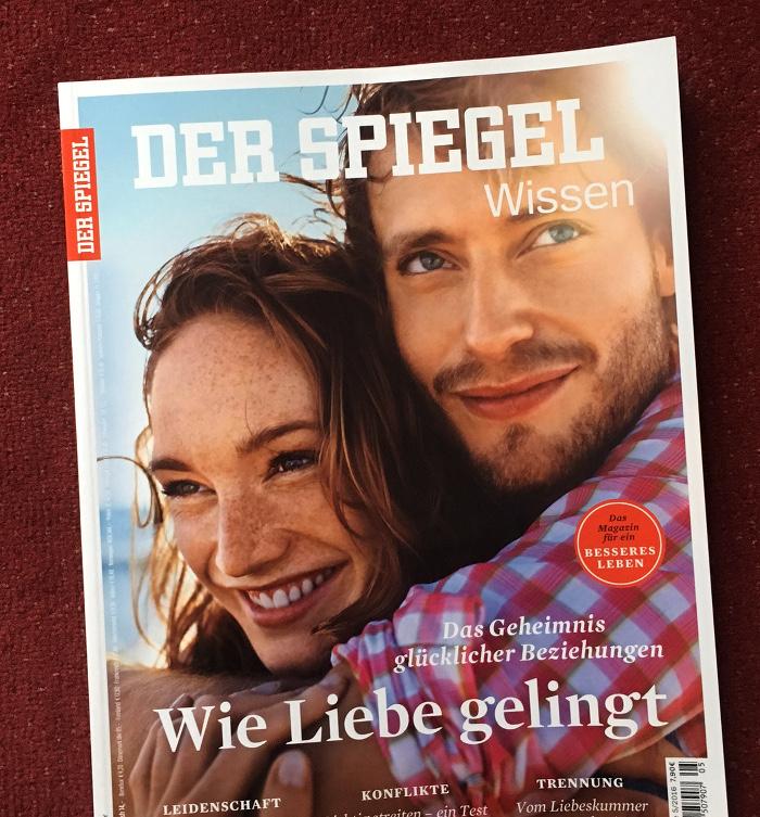 """""""Der Spiegel Wissen"""" Titelseite"""